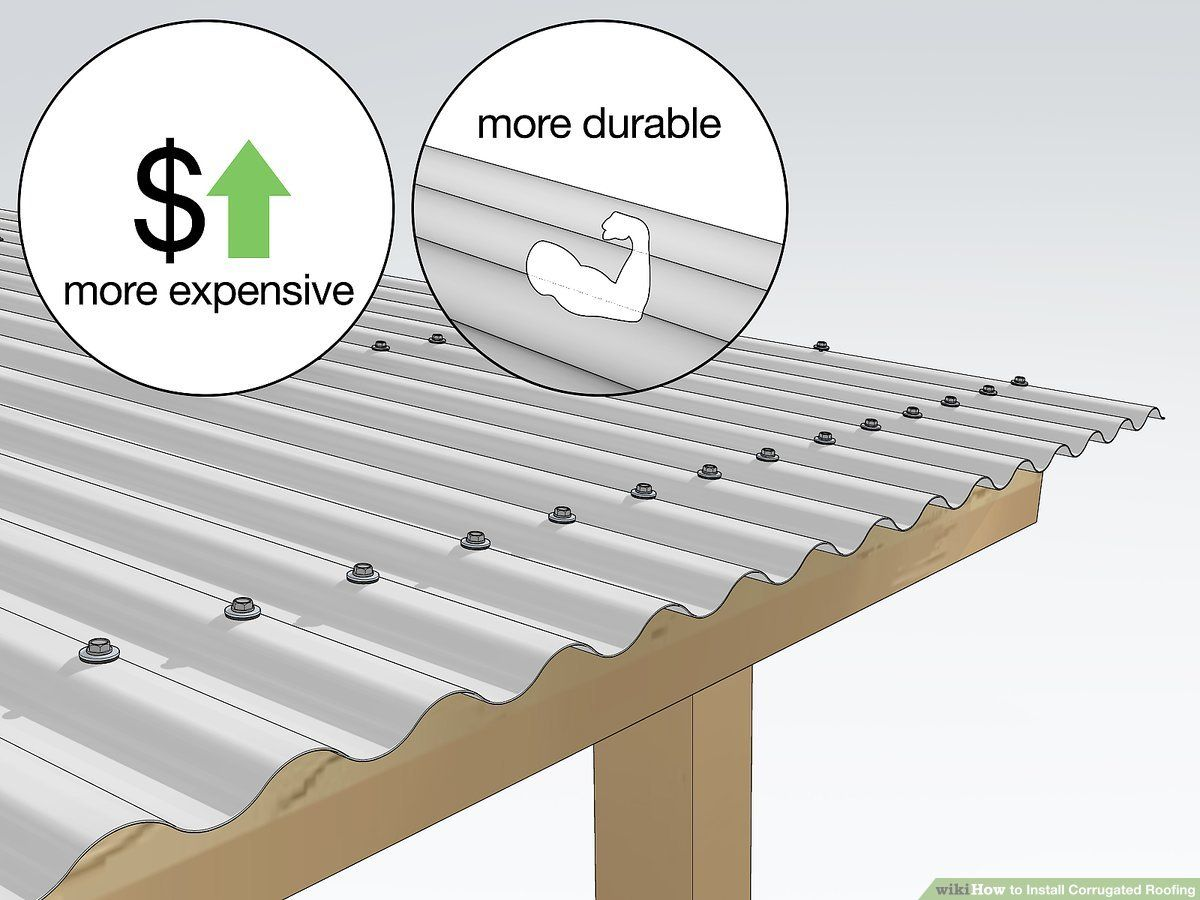 How Do You Install A Metal Roof On Shed In 2020 Corrugated Roofing Corrugated Metal Roof Steel Roof Panels
