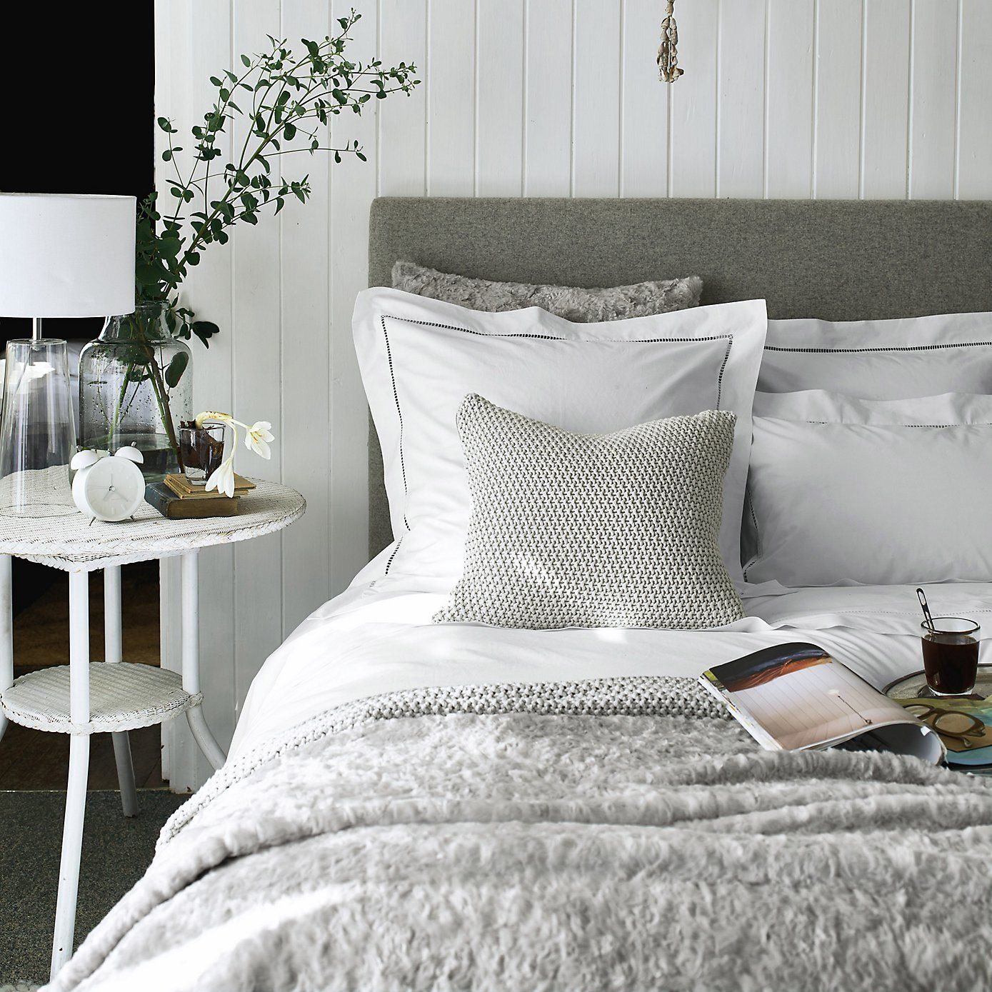Finley Collection - Soft Grey | The White Company | House into ...
