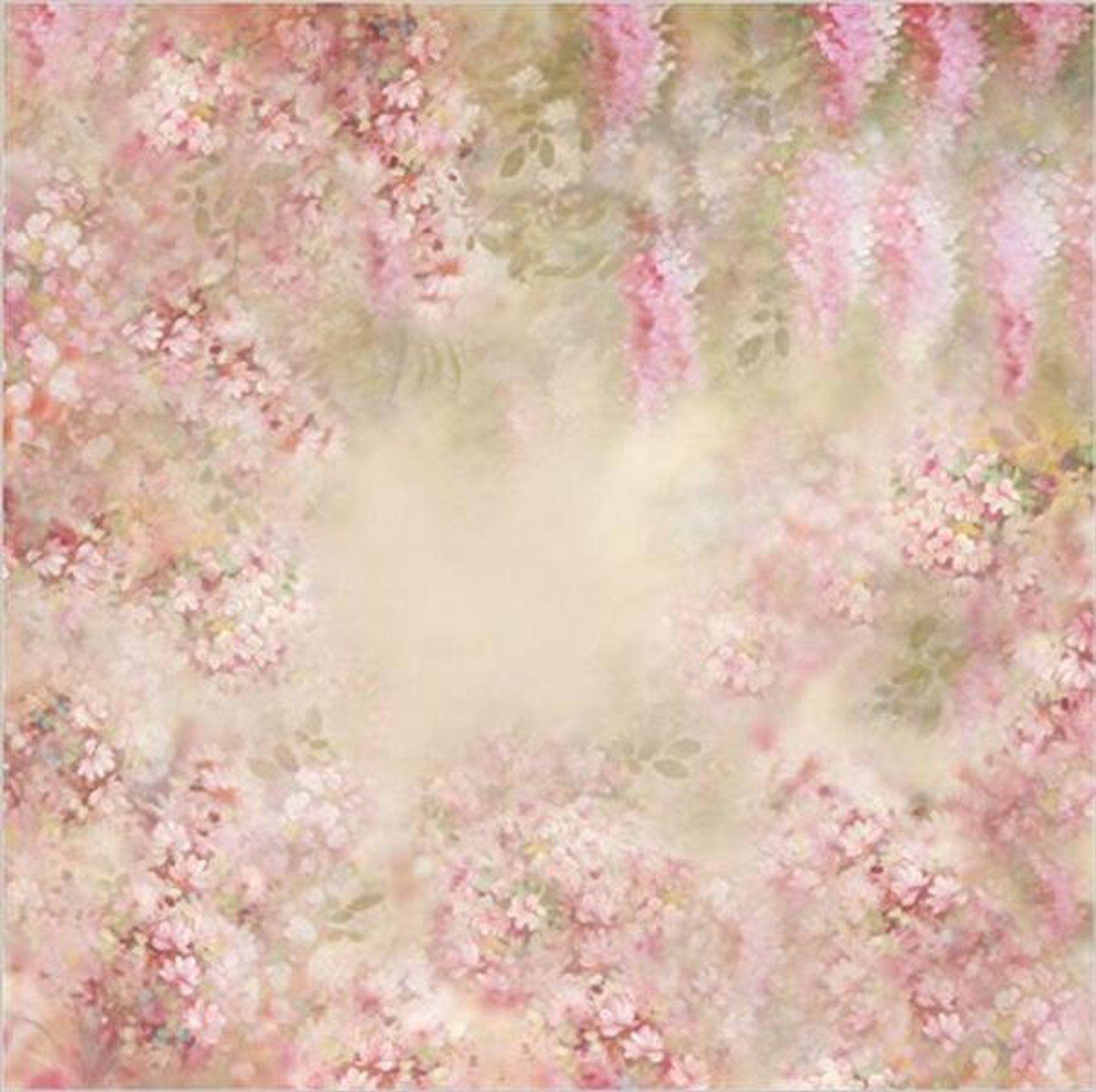 Bokeh Flowers Wedding: Wedding Spring Bokeh Oil Paint Flower Photography Studio