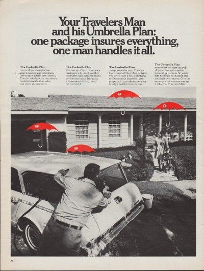 1967 Travelers Insurance Ad Insurance Ads Travel Insurance