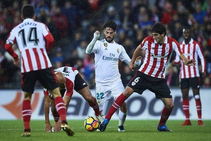 Real Madrid vs Athletic Bilbao Highlights | Real madrid ...