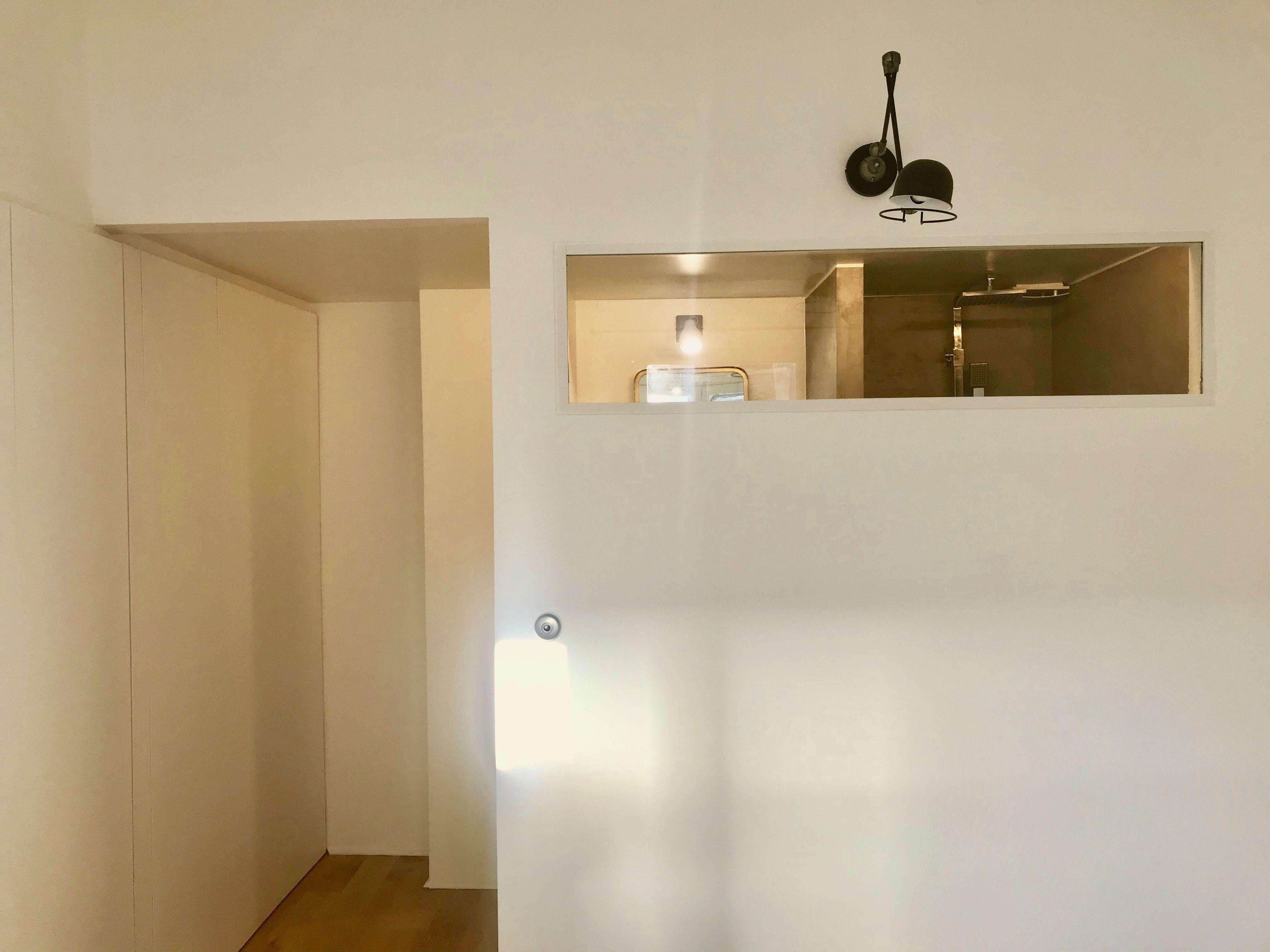 Salle De Bain Borgne pour une lumière naturelle dans la salle de bain borgne, la