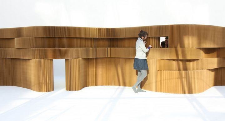Molo production,based in Vancouver, Canada, by Stephanie Forsythe, Todd MacAllen and Robert Pasut