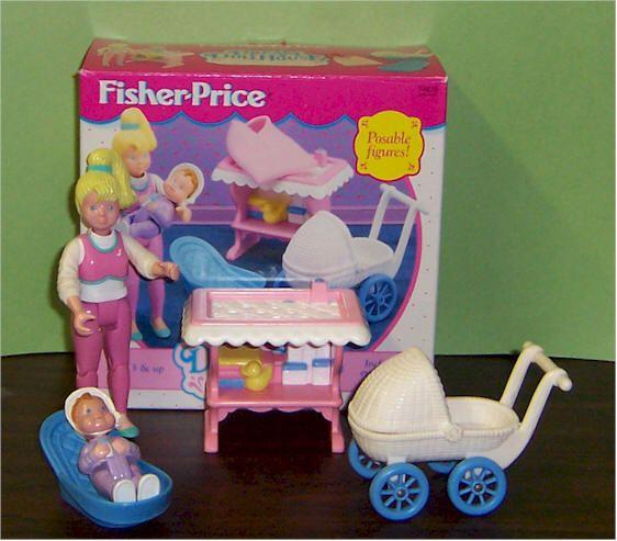Dollhouse Furniture Discount Fisher Price Year Loving: Fisher Price Loving Family Dream Dollhouse Furniture