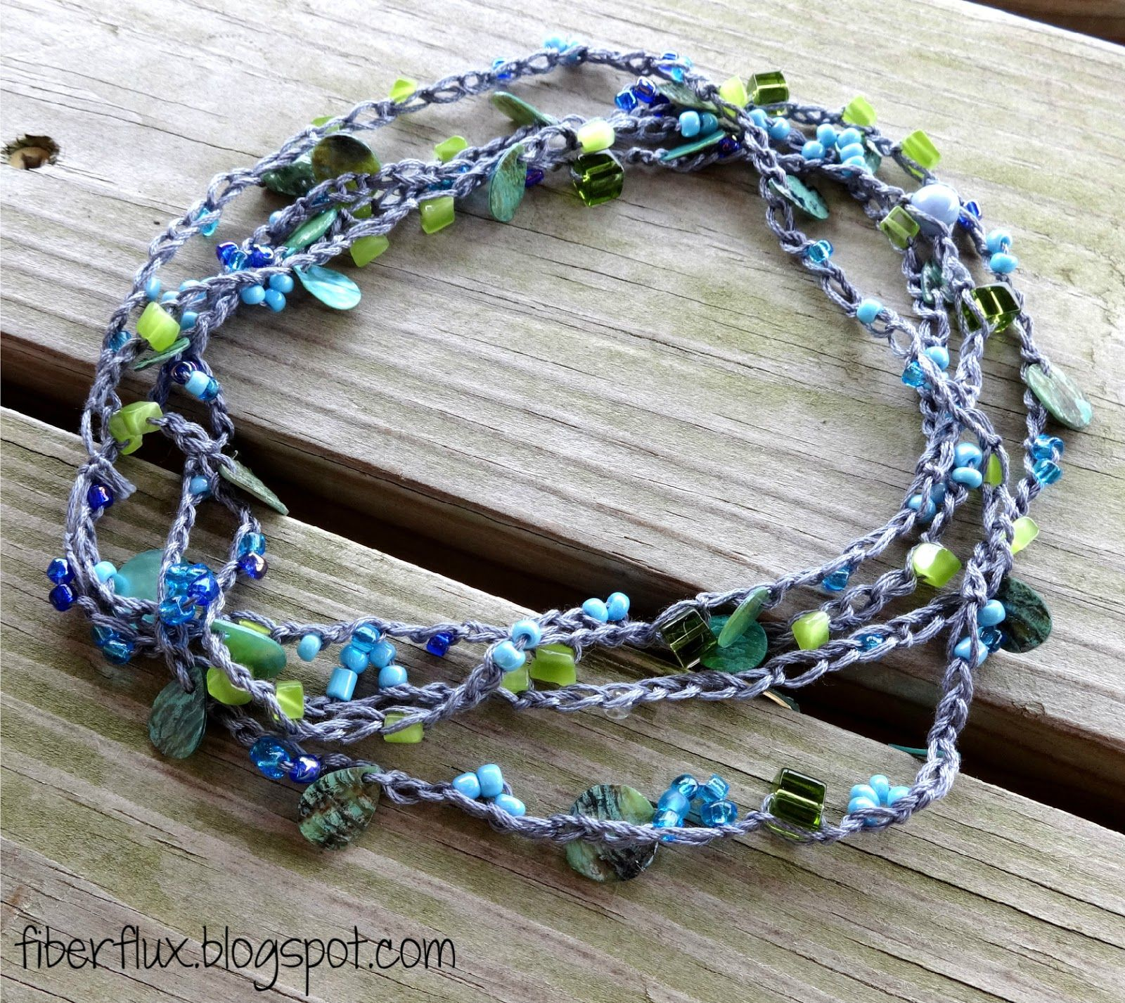 75 inches long and 145 beads on this diy crocheted necklace i 75 inches long and 145 beads on this diy crocheted necklace i really want to bankloansurffo Image collections