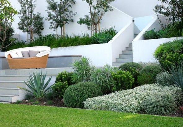vorgarten idee   garten   pinterest   vorgarten ideen, vorgarten, Garten und bauen