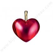 pendentif coeur rouge cristal romance baccarat  http://www.bijouterie-bassereau.com/nos-marques/marques-vendues-en-ligne/baccarat.html