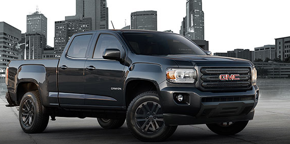 The Gmc Canyon Has Extended And Crew Cabs And Five And Six Foot
