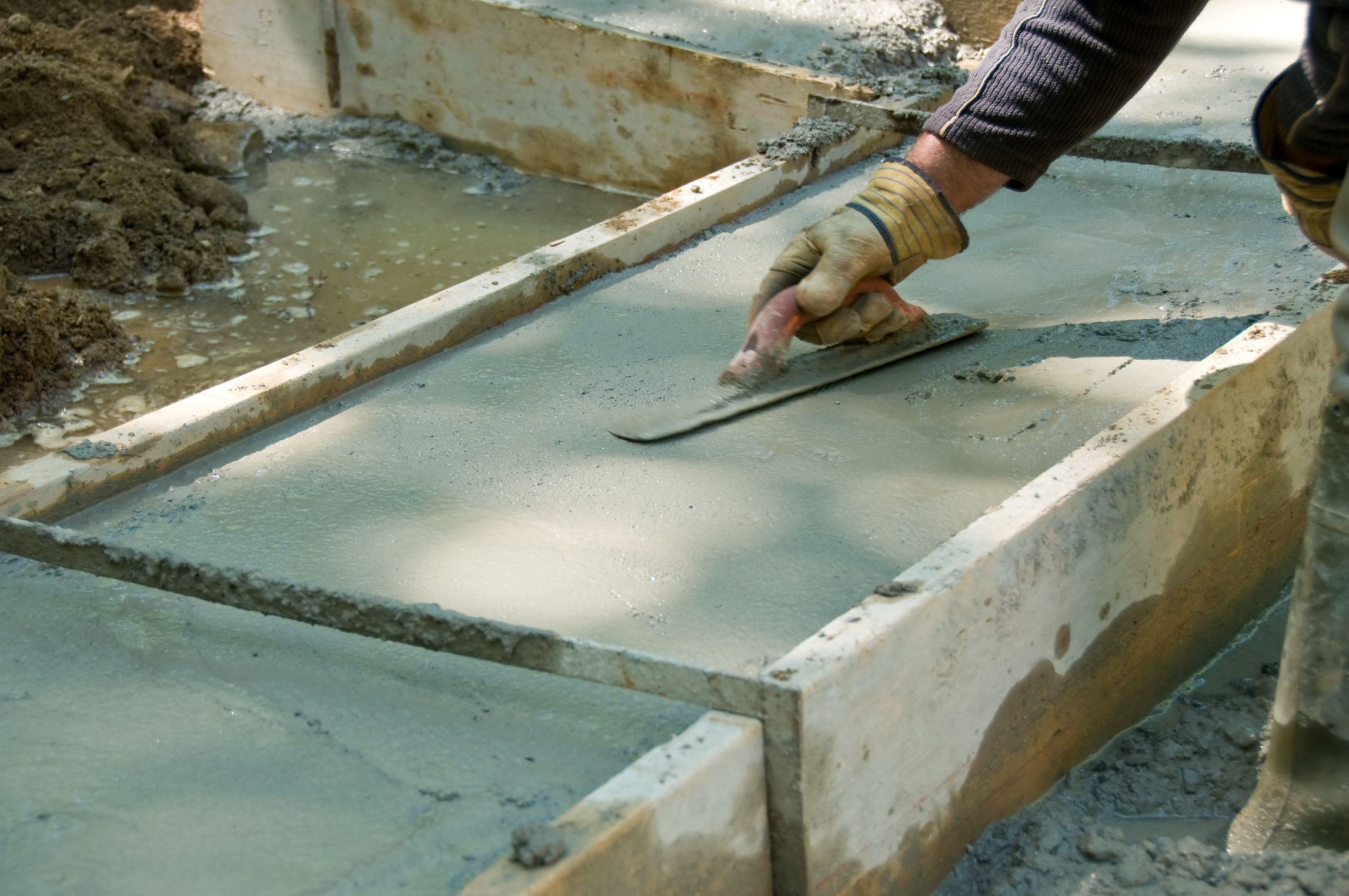 How to calculate rebar needed in a concrete foundation