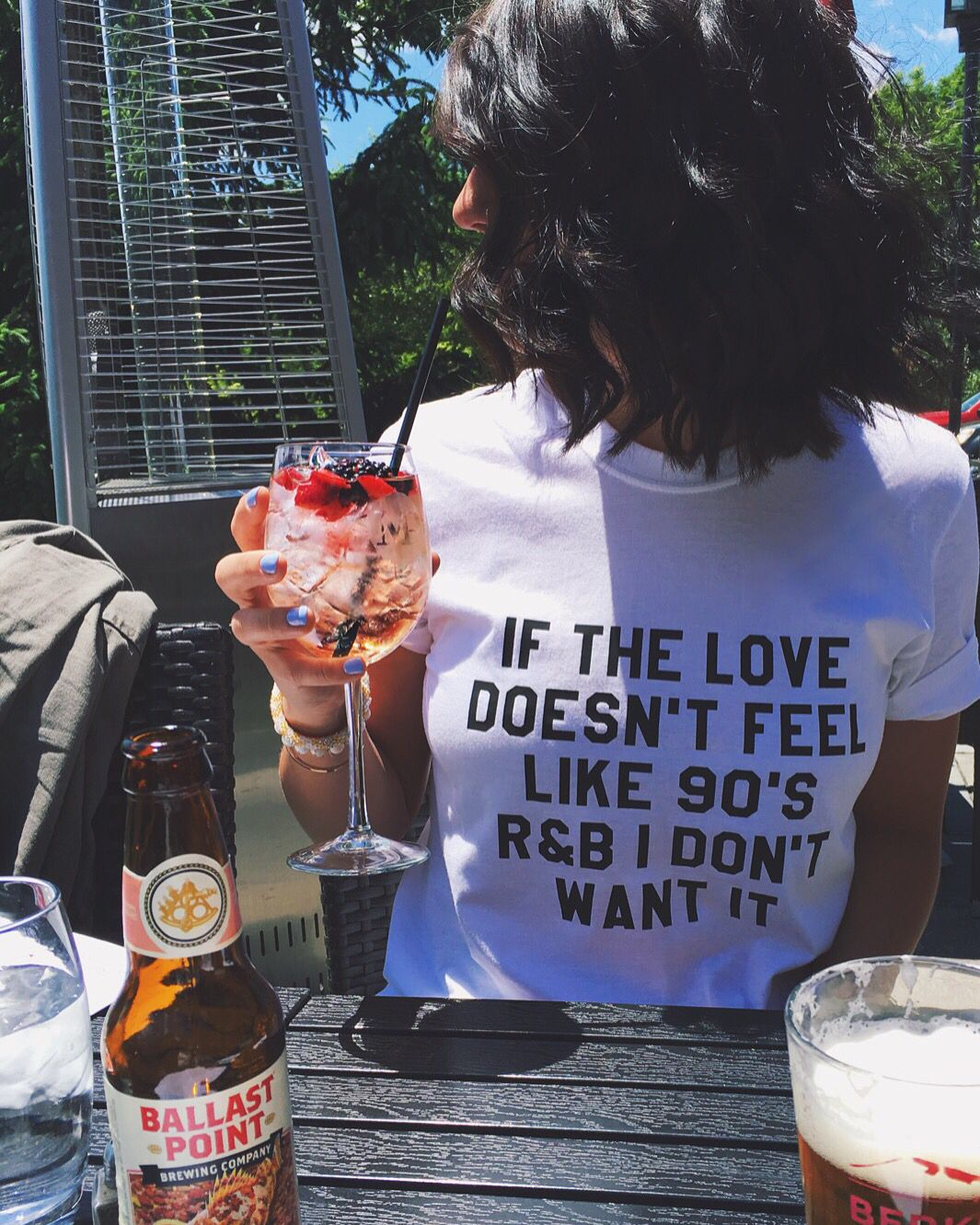90s r&b tee. (With images) Alcoholic drinks, R&b