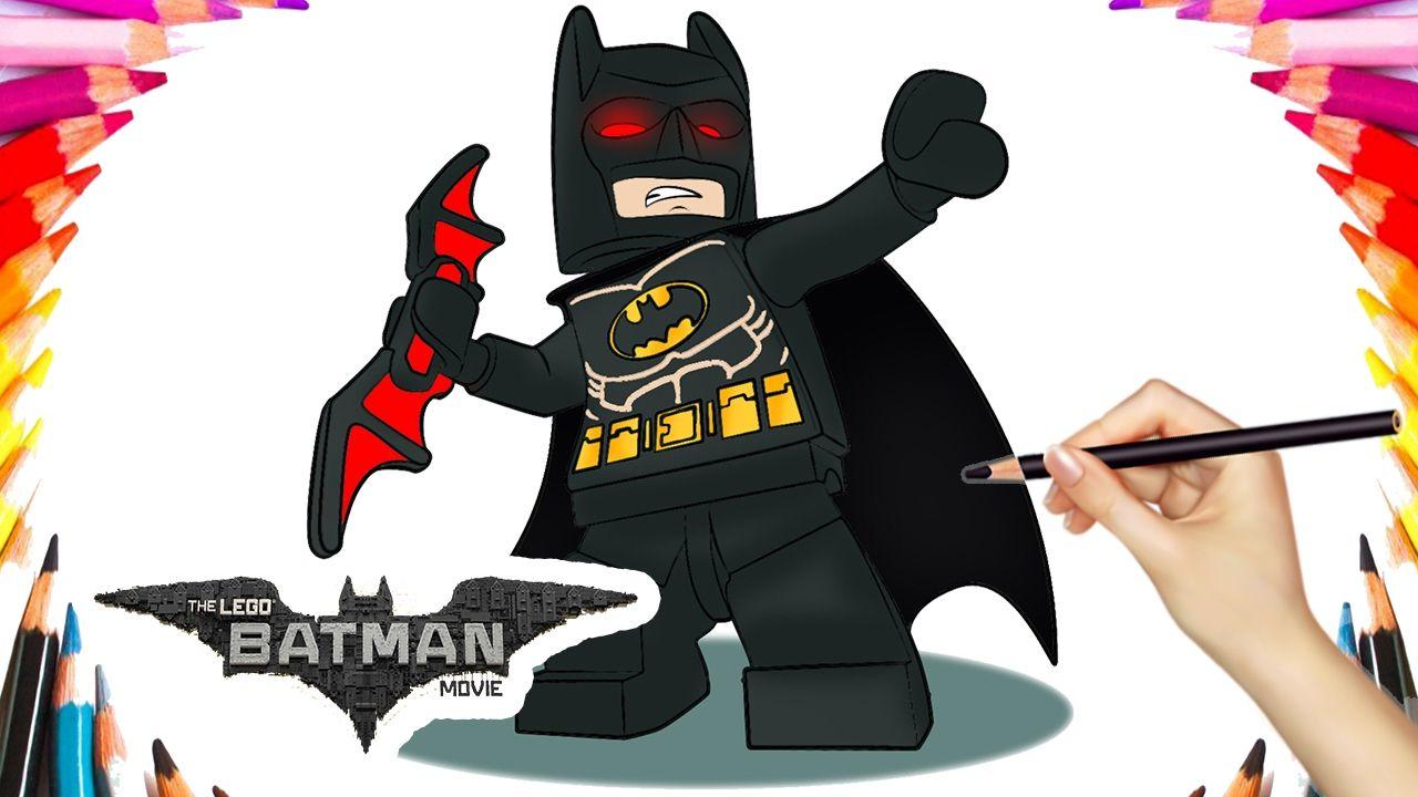 the lego batman movie batman vs poison ivy coloring book pages