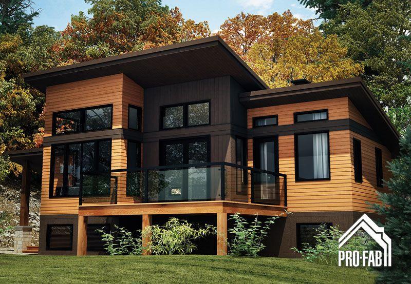 pro fab constructeur de maisons modulaires usin es pr fabriqu es mod le panorama maison