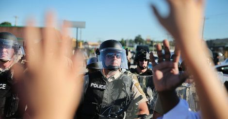 The Ferguson Protests Worked Ferguson Protest Ferguson Missouri