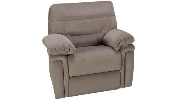 HTL Furniture-Granite-Granite Power Recliner - Jordan's Furniture