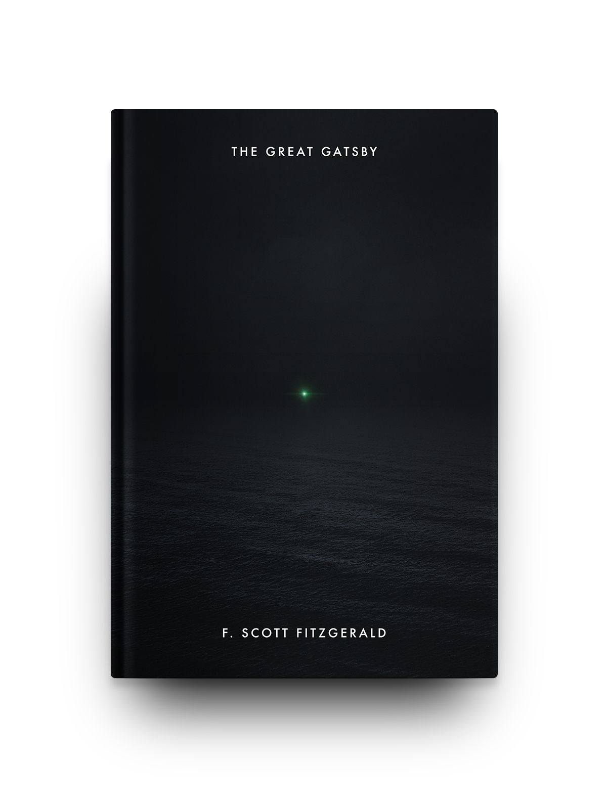 awesome book design of the great gatsby minimal graphics