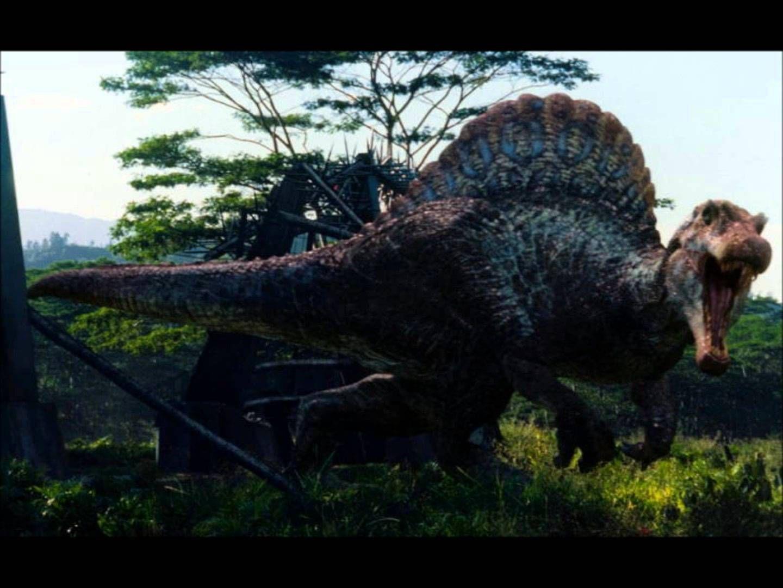 spinosaurus Google Search Jurassic park movie
