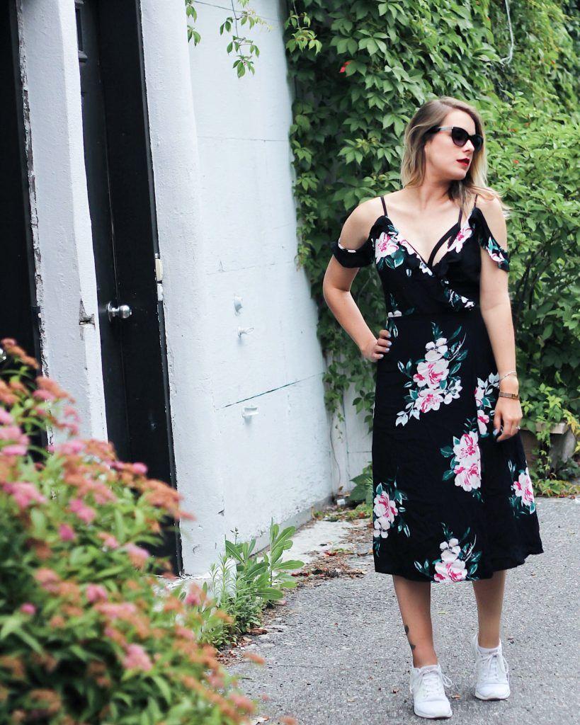 Look d'été - Summer dress Dynamite