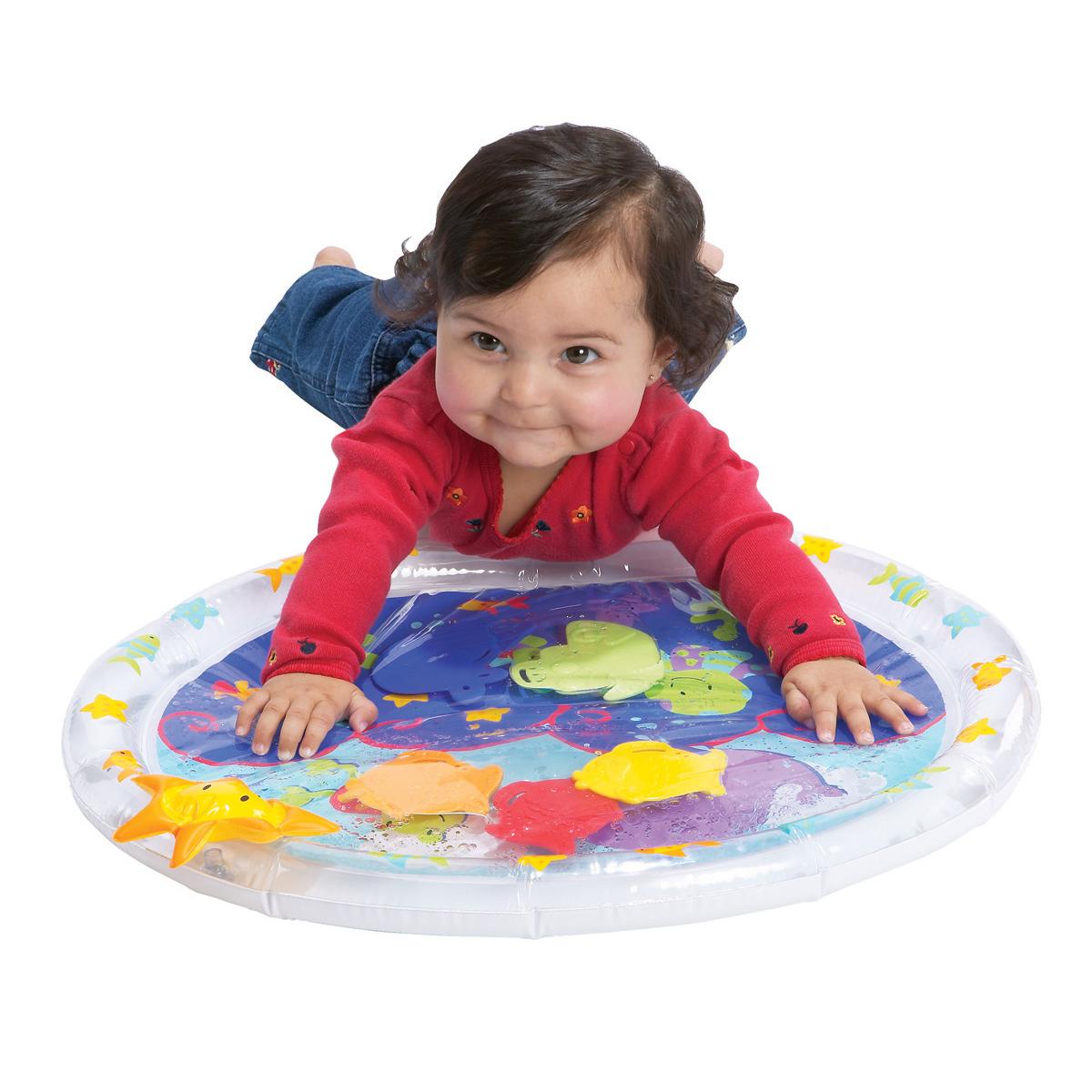 Fill N Fun Water Play Mat Becker S School Supplies Water Play Mat Tummy Time Activities Baby Play Mat