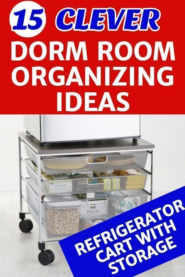 Dorm Room Organization - Great Hacks for Organizing a College Dorm Room #collegedormrooms Dorm Room Organizing Ideas - Looking for easy ways to organize your dorm room?  Click to see 15 awesome college dorm room organization tips and hacks!  #dorm  #college ##FINDinista.com #organizingdormrooms Dorm Room Organization - Great Hacks for Organizing a College Dorm Room #collegedormrooms Dorm Room Organizing Ideas - Looking for easy ways to organize your dorm room?  Click to see 15 awesome college do #organizingdormrooms