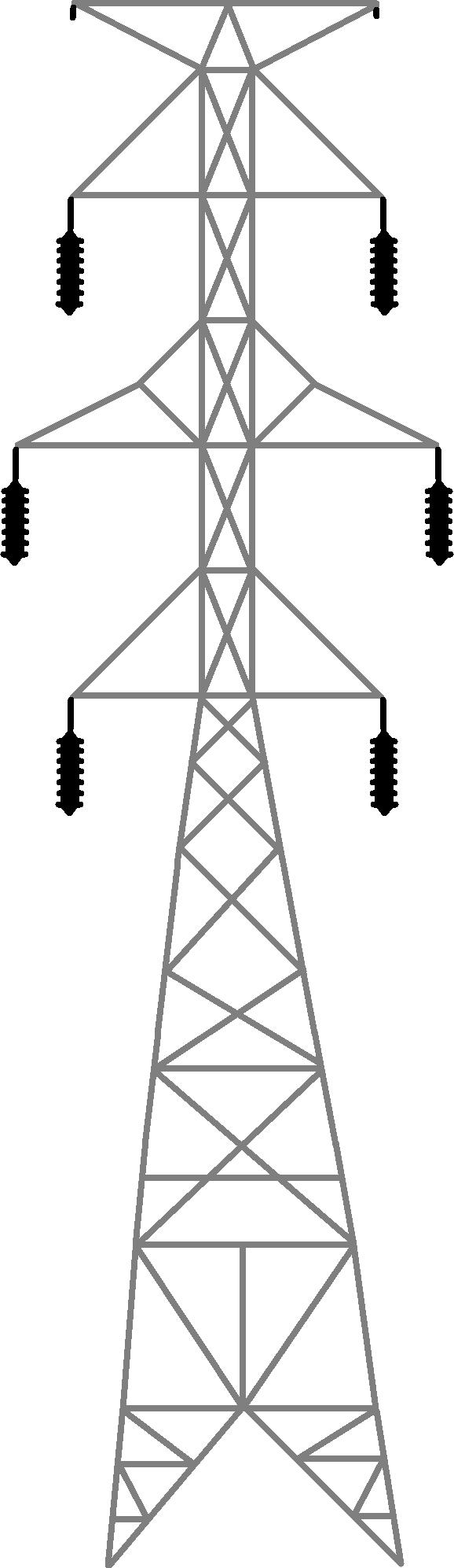 Electrical Tower Torre De Energia Energia Electrica Ingenieria Electrica