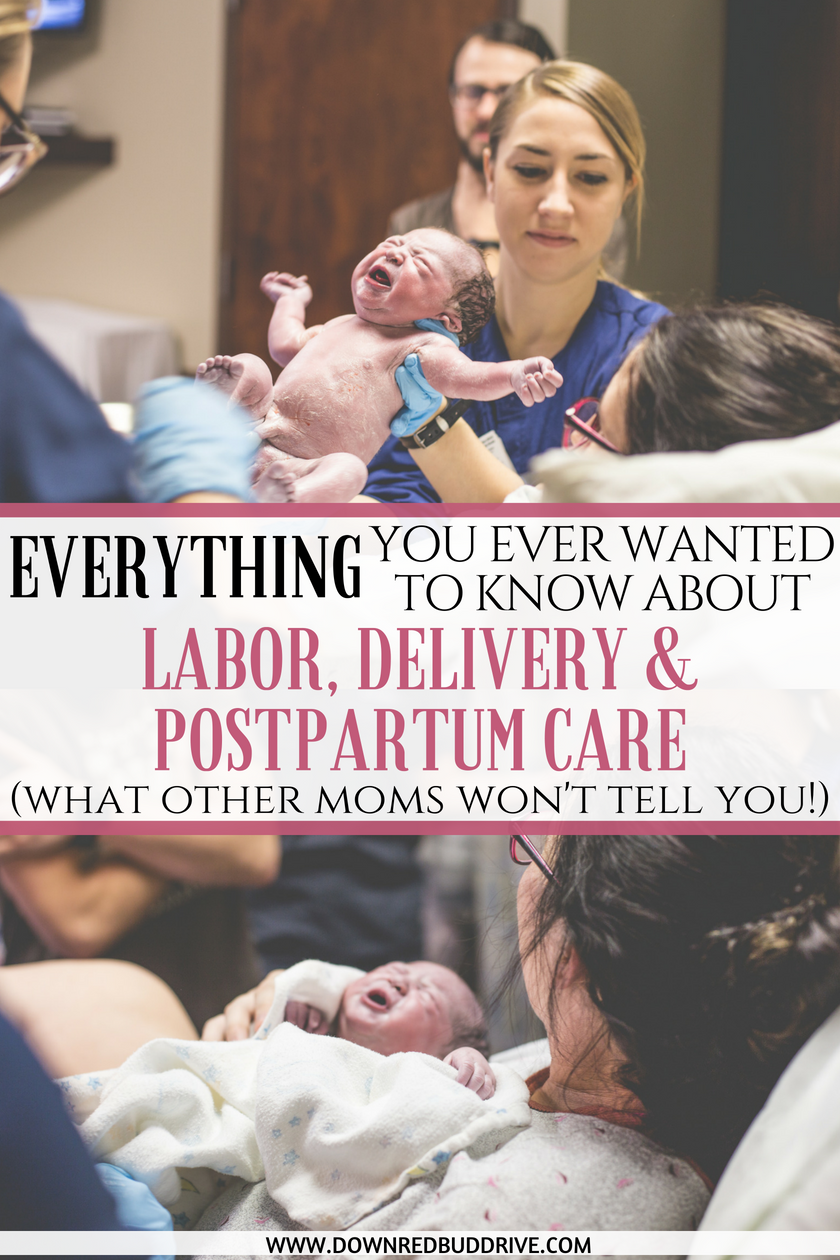 3 things your postpartum nurse wants you to know