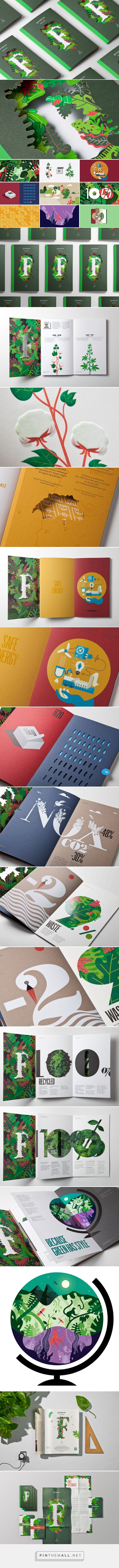 Fedrigoni — Freelife Visual Book on Behance - created via https://pinthemall.net