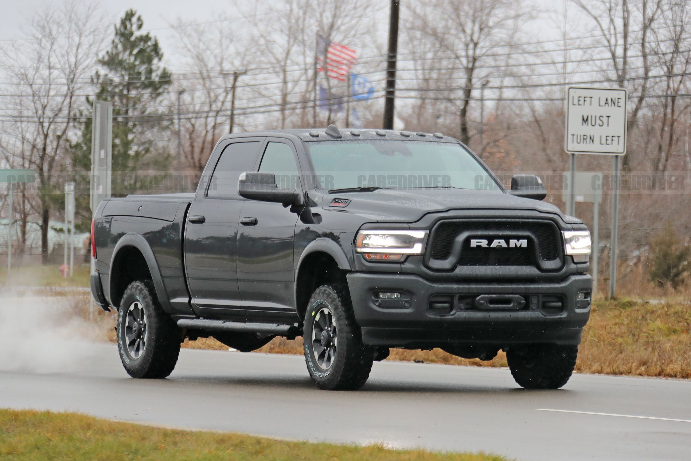 2020 Ram 1500 Hellcat Diesel Redesign And Review In 2020 Ram Power Wagon Power Wagon Dodge Wagon