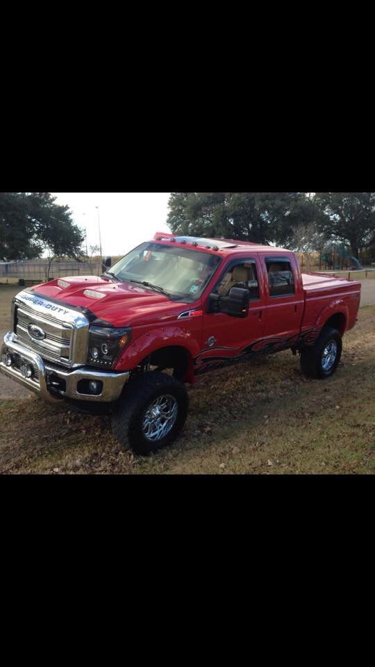 Power Stroke 6.7