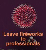 Most fireworks are illegal in Ohio, but there are a few exceptions like sparklers, snaps and smoke bombs. Please keep these firework safety tips in mind for tomorrow!       Never allow young children to play with or ignite fireworks.      Always have an adult supervise fireworks activities.      Avoid buying fireworks packaged in brown paper, which often means they were made for professional displays and could be dangerous for consumers.      Make sure you, your kids, and others watch…