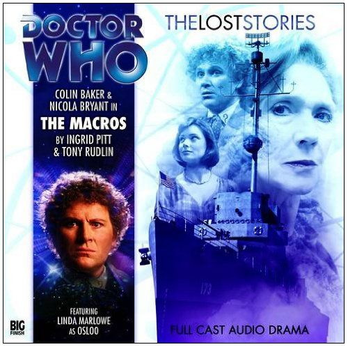 The Macros (Doctor Who: The Lost Stories, 1.08) « LibraryUserGroup.com – The Library of Library User Group