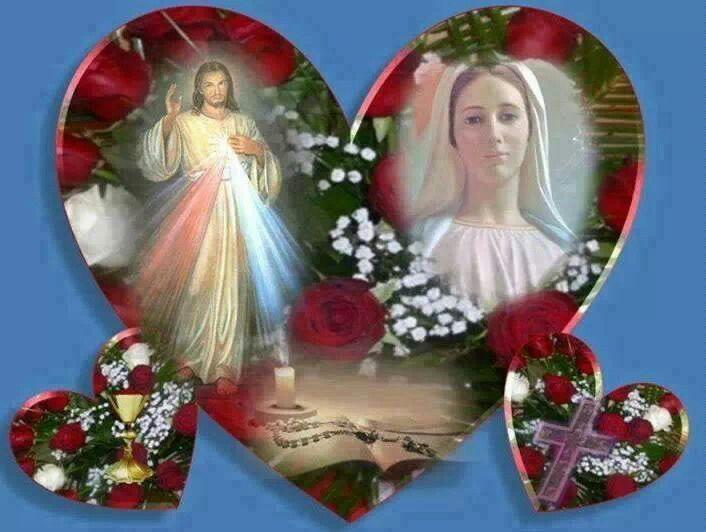 Boa Noite Mae: Virgem Maria, Imagens