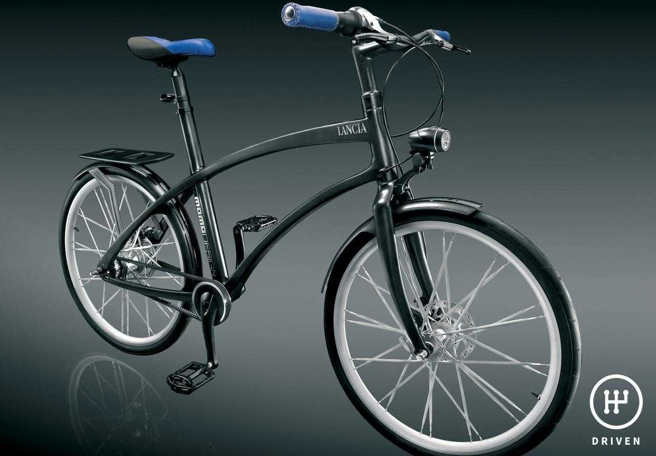 2007 Lancia MomoDesign Urban Bike