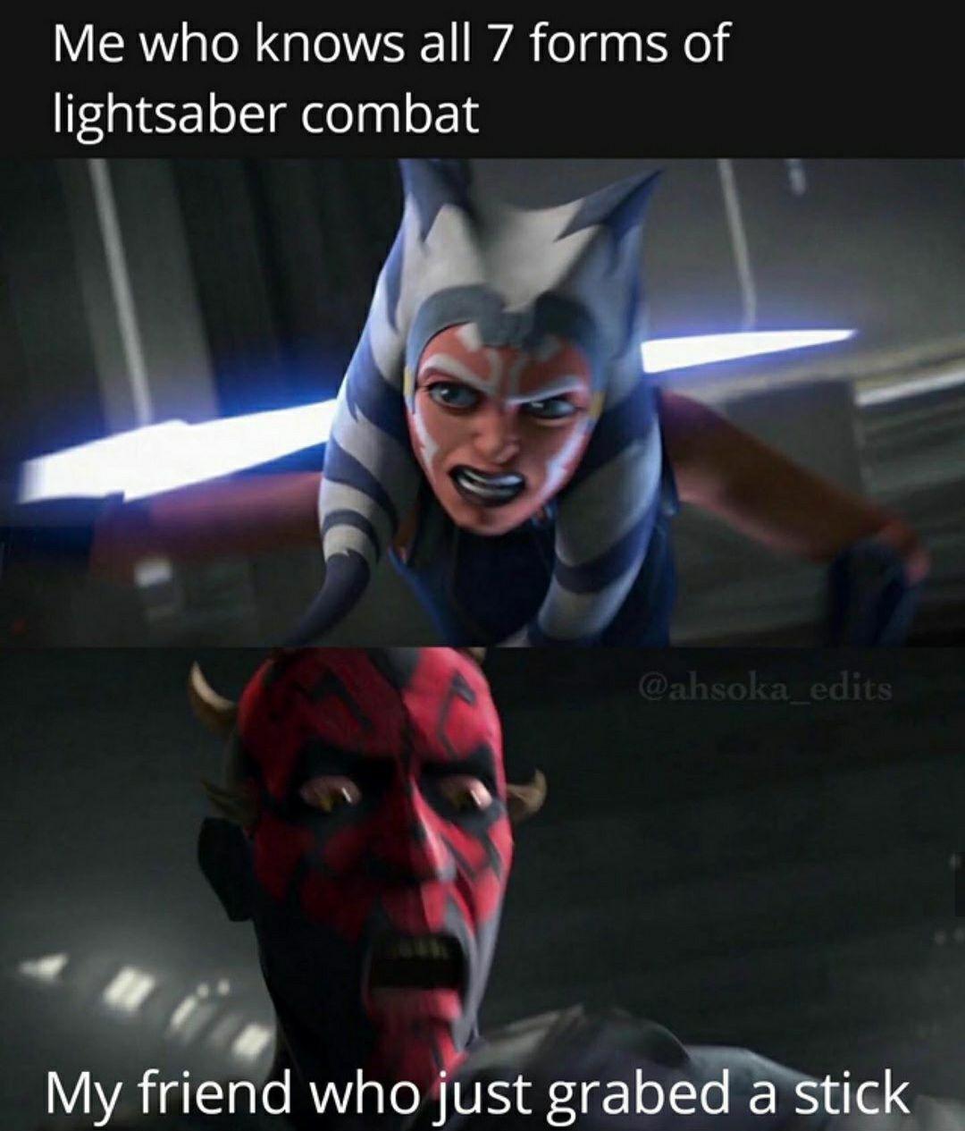 Star Wars Memes Okay Star Wars Comics Star Wars Memes Star Wars Ahsoka