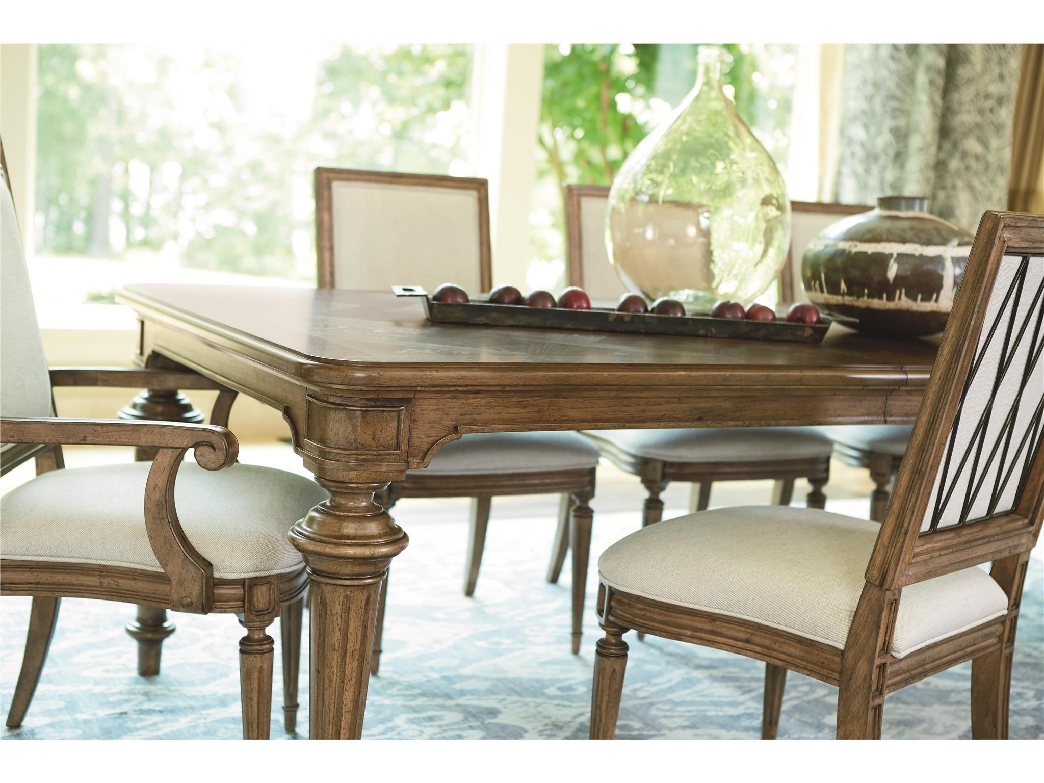 Universal Furniture Remix Remix Dining Table Stol Stul