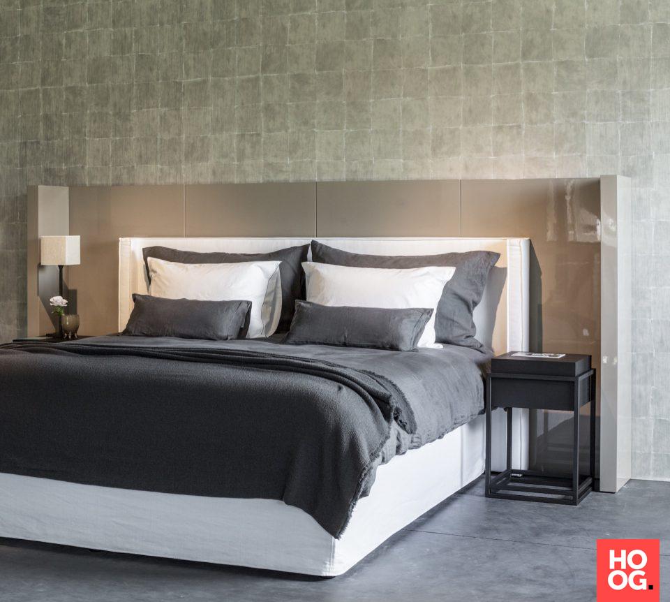Luxe slaapkamer inrichting | Menton Collectie | Nilson Beds ...