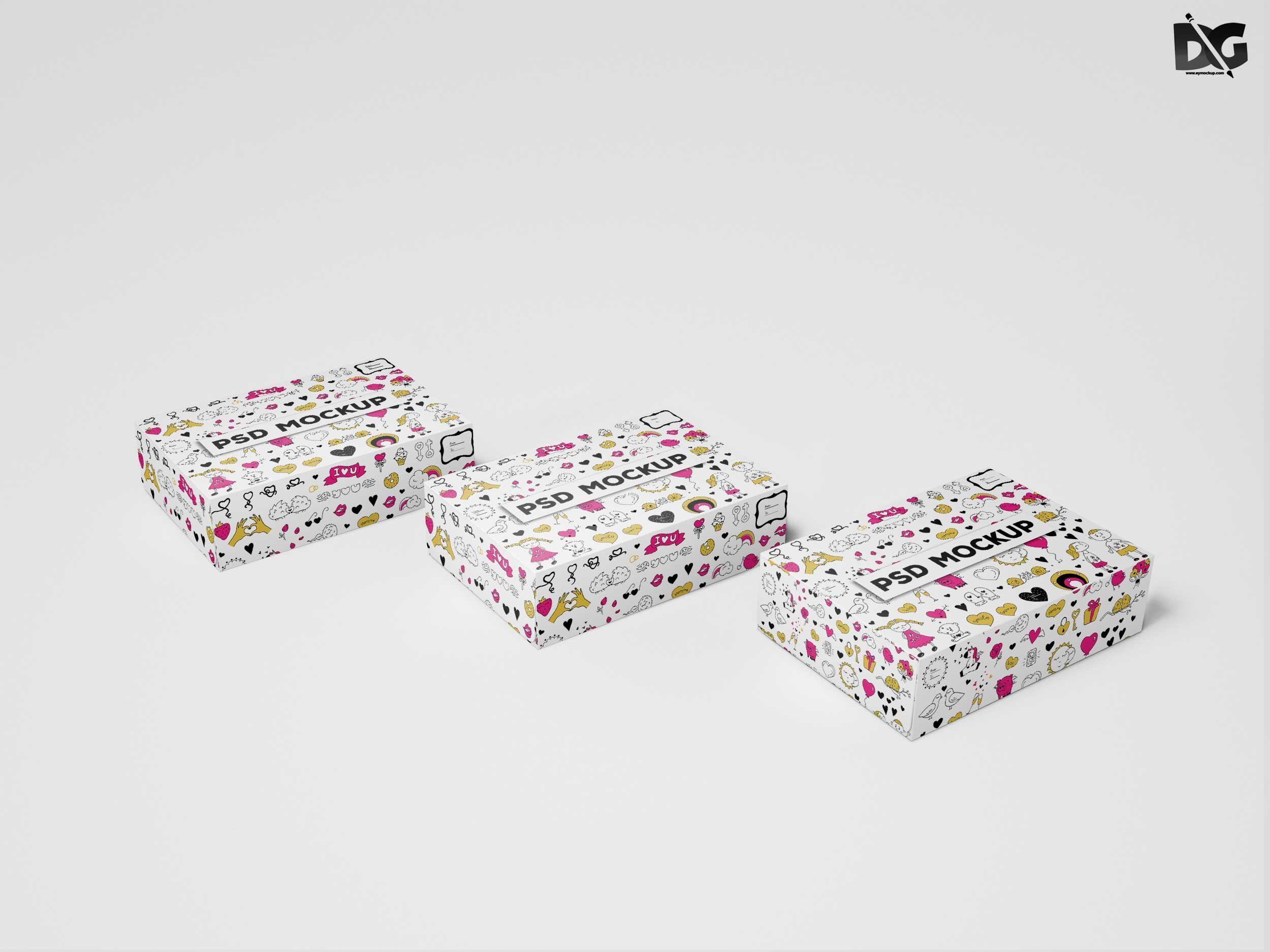 Download Free Napkins Psd Boxes Design Mockup Presentation Boxesmockup Branding Designmockup Download Download2018 Downl Box Mockup Mockup Free Psd Mockup Design