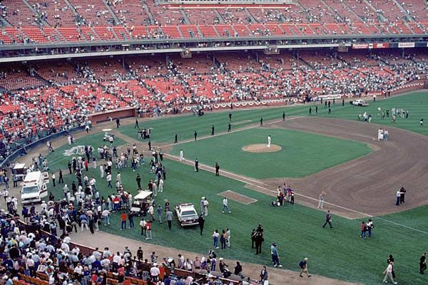 10 more bizarre incidents that happened during a baseball game san francisco and major league