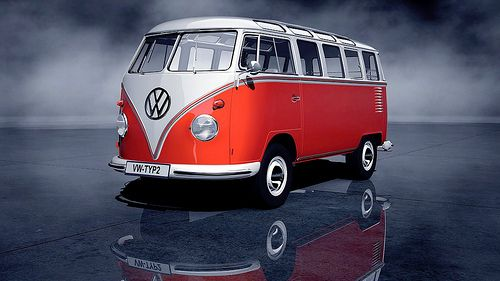 Volkswagen Type 2  http://hirebuysell.co.nz
