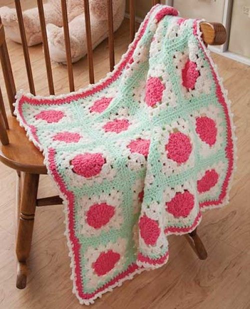 Baby Blocks - Free Pattern   Crochet Patterns and Tutorials   Pinterest
