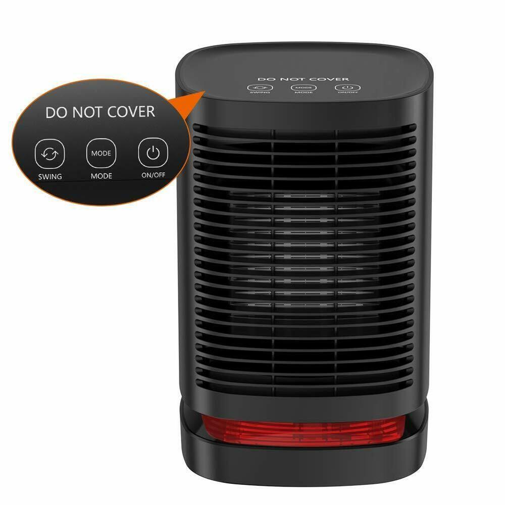 Mini Radiateur Soufflant Chauffage Electrique Portatif Ceramique Ventilateur Uvistare En 2020 Radiateur Soufflant Chauffage Electrique Chauffage