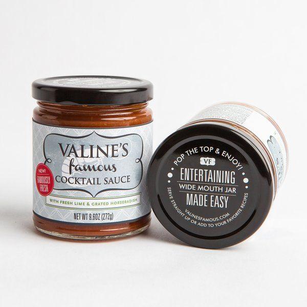 Valine\'s Famous Cocktail Sauce (9.6 oz) | Legenden, Verkleiden und ...