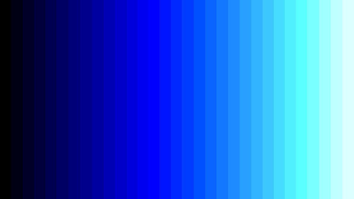 Blue Colour Gradient Different Blue Color In 2019 Blue