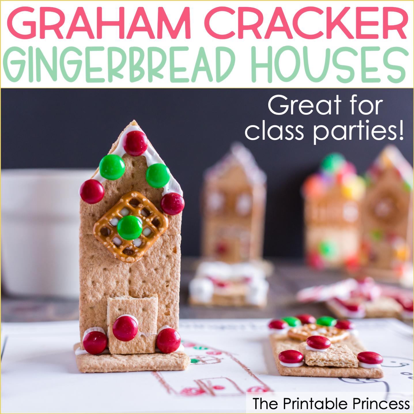 Gingerbread Activities For Kindergarten Books Freebie