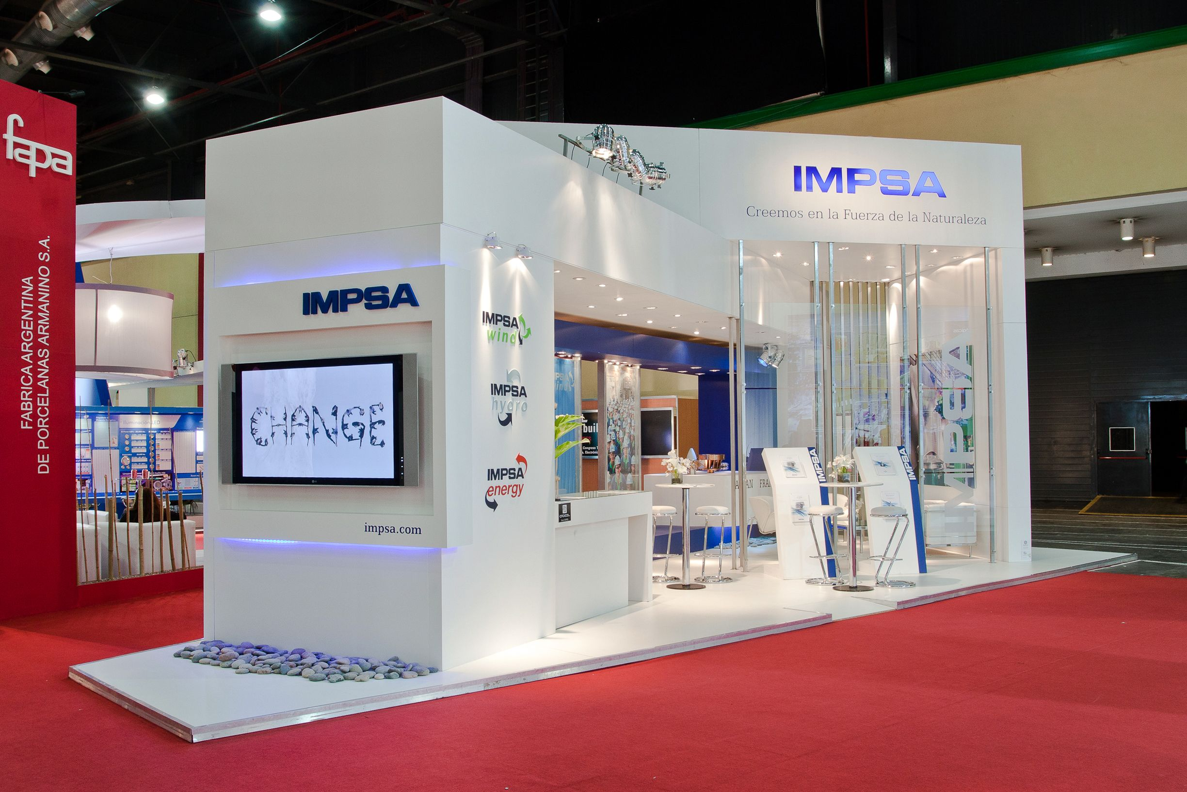 Impsa 2 With Images Booth Design Exhibition Stand Exhibition
