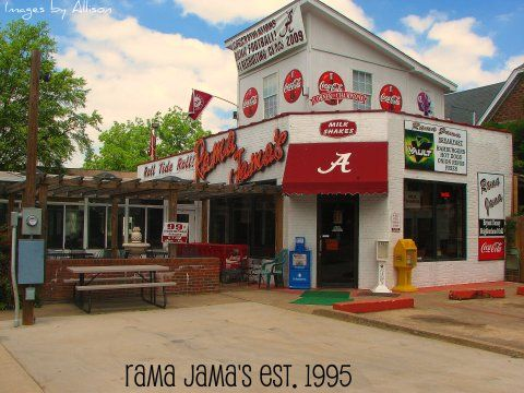 """Enjoy some home cooking at Rama Jamas that has been featured on ESPN's """"Todd's Taste of the Town"""""""