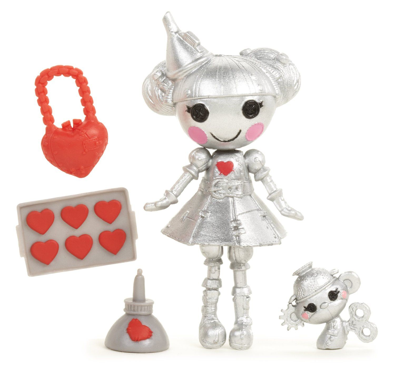 Mini Lalaloopsy Doll - Tinny Ticker | Dolls, doll clothes and ...