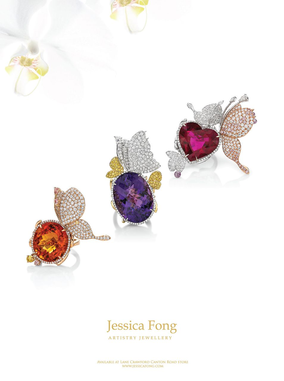 Unicorn Jewelry Design Co Ltd HKJE Magazine FallWinter 2015