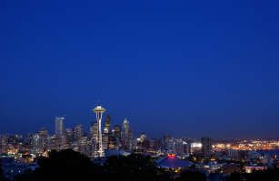 Image detail for -Seattle skyline