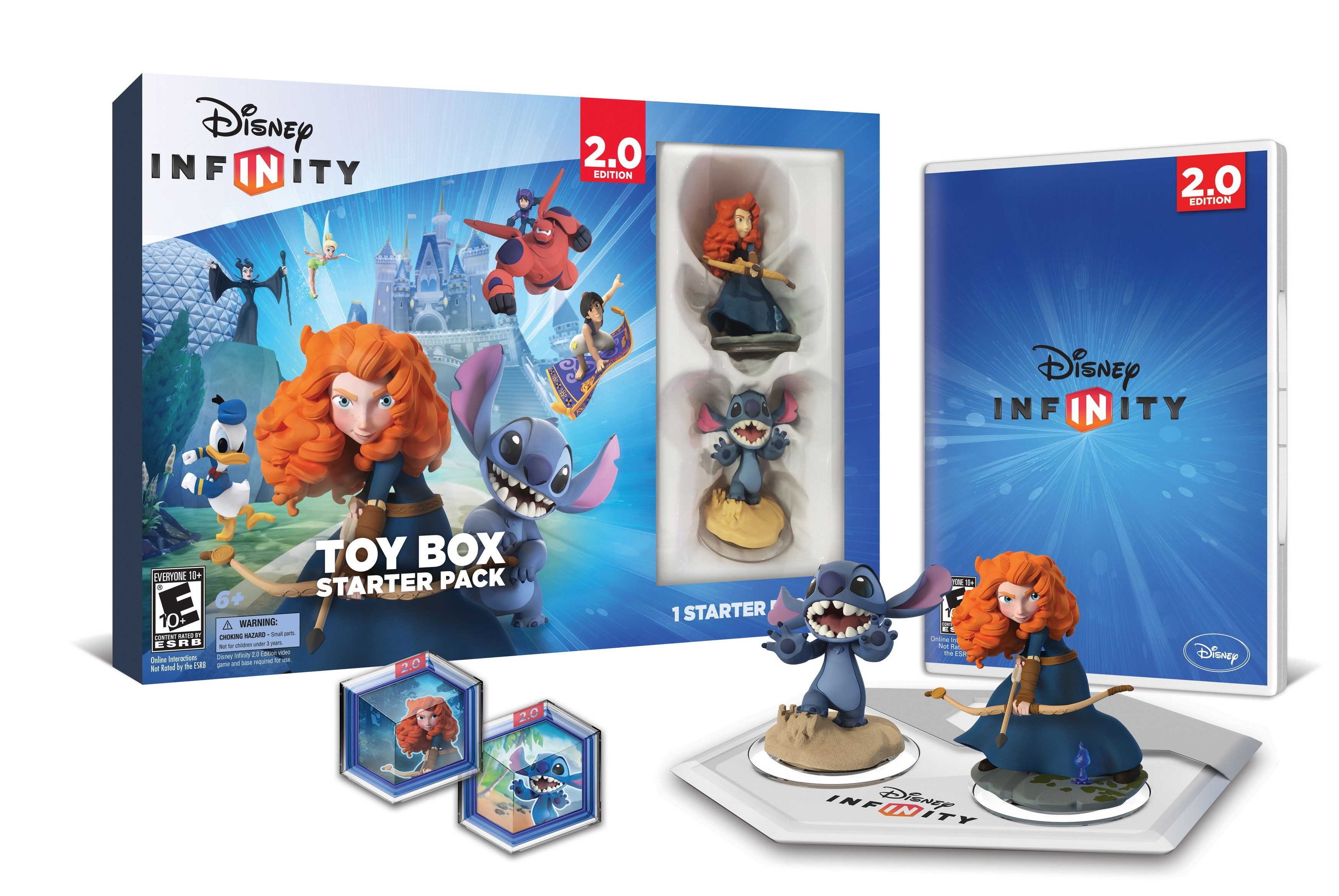 Special Disney Themed Disney Infinity Toy Box Starter Pack Is Set To Launch On November 4 2014 The Disney Infinity Toy B Disney Infinity Disney Figures Wii U
