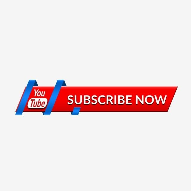 Latest Youtube Subscribe Now Icon And Logo Button Subscribe